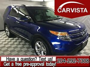 2014 Ford Explorer Limited AWD -NAV/SUNROOF-