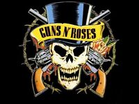 Singer wanted for new Guns N' Roses cover band - Guildford/Woking