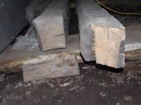 Antique  barn beams for sale ,hand hewn and sawn