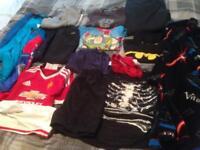 Boys Age 5-6 Clothes Bundle