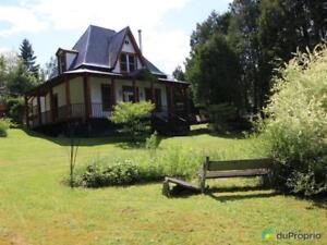 199 500$ - Maison de campagne à vendre à St-Adolphe-D'Howard