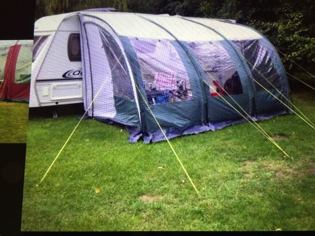 Caravan Awning Pyramid Majestic | in Mansfield ...