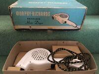 Morphy Richards Hairdryer.