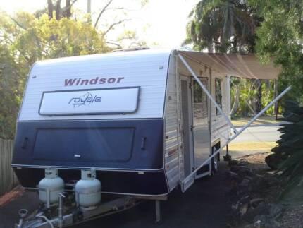 Windsor Royale Caravan Perfect condition