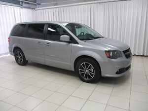 2017 Dodge Grand Caravan IT'S A MUST SEE!!! MINIVAN 7PASS w/ A/C