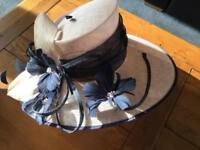 Wedding Hat capellini condici