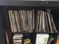 U.K. Garage and drum and bass vinyl