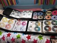 Karaoke cdg discs over 400 originals