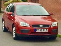 2006 FORD FOCUS AUTOMATIC 1.6 CAMBELT CHANGED LOW MILEAGE FULL YEARS MOT 3 MONTHS WARRANTY