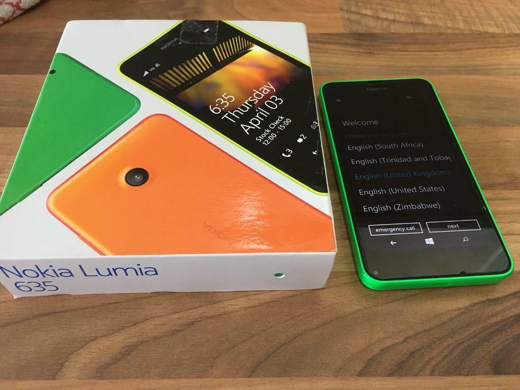 Nokia lumina 365 phone EE network | in Havant, Hampshire | Gumtree