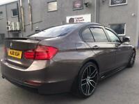 BMW 320d sport semi auto