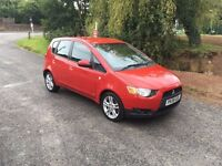 Mitsubishi Colt 1.3 CZ2 5dr (A)- Lovely condition - Full Dealer history - New MOT - 1 previous owner