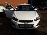 Chevrolet Aveo 1.2 LS 5dr [Start Stop] Hatchback