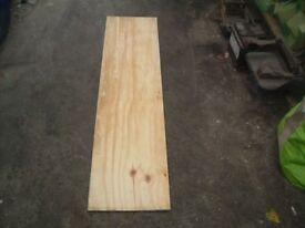 pine ply board