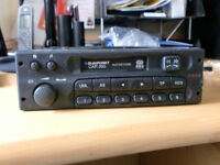 Blaupunkt car radio with cassette