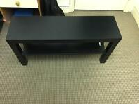 Small furniture, stand TV black