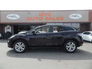 2012 Mazda CX-7 GS (A6), LEATHER, SUNROOF, AWD