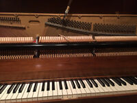 Affordable Piano Tuner for the Glasgow Area