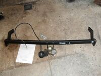 8 Month Old Witter Flange Ball Hyundai i10 Towbar For Sale