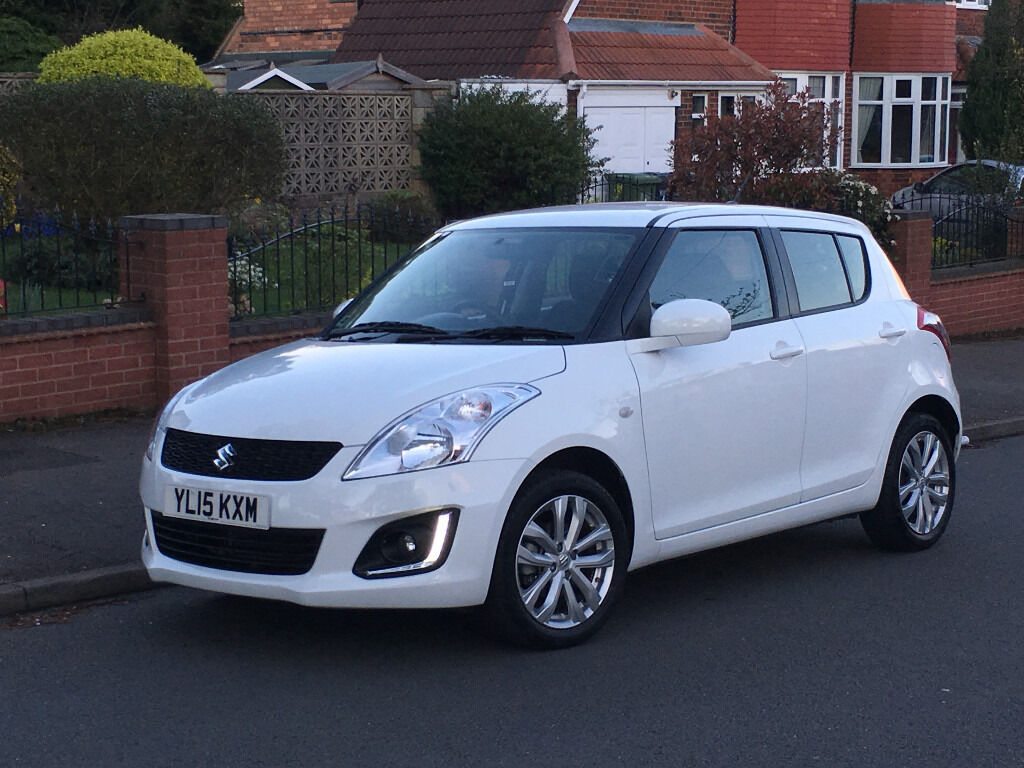 2015 suzuki swift sz3 1 2l sat nav dab radio px in hall green west midlands gumtree. Black Bedroom Furniture Sets. Home Design Ideas