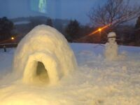 Studio Igloo for rent. Act quickly as it won't be available for long!!