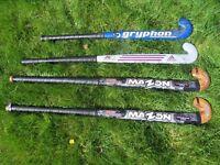 Child hockey sticks