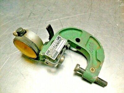 Vintage Federal Dial Gage Snap Gauge No. 1000p-1 Range 0 To 1