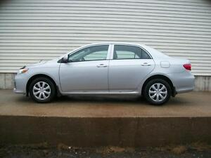 2011 Toyota Corolla GREAT SHAPE ONE OWNER