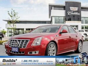 2012 Cadillac CTS Performance Collection SAFETY AND RECONDITI...