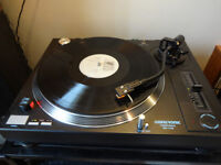 Omnitronic Turntable BD-1100 - Record Player