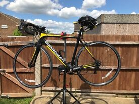 Boardman carbon road bike