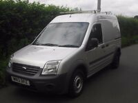 Ford Transit Connect 90 T230 long MOT and just been serviced