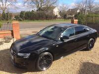Audi A5 S-Line Sportback Black Edition +Tdi