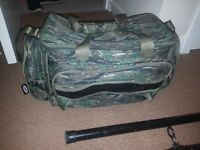 Insulated waterproof Fishing tackle bag