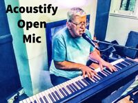 MUSICIANS WANTED - PIANO Open Mic EVERY Wednesday