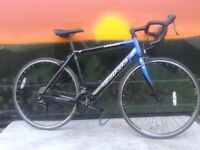 Carrera Virtuosa Road Pro Aluminium Large Road Racing Racer Touring Commuter Bike