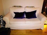 2 Seater Ikea Ektorp Sofa