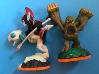 Skylanders - Frigtht Rider and Stomp Smash