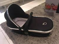 icandy black magic carrycot - new in box!