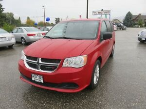 2014 Dodge Grand Caravan SE-DVD Player, BU Camera