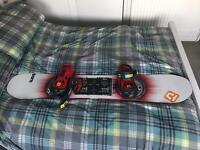 Dc ply 150 snowboard