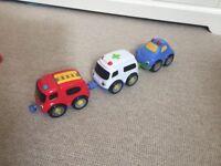 ELC Emergency vehicles