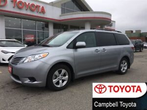 2017 Toyota Sienna LE--PWR SLIDING DOORS--REAR CAMERA