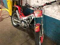 Montessori Honda trials bike
