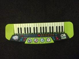 Piano toys