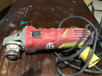 110 volt 4 inch grinder