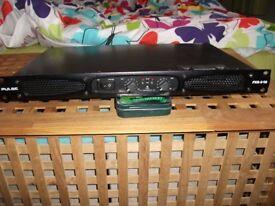 PULSE PXA-840 POWER AMPLIFIER DJ AMP.
