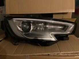 Audi S3 headlight