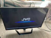 "Tv 24"" jvc build in dvd NOT SMART"