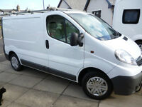 VAUXHALL VIVARO VAN, 62 PLATE, ONLY 31000 MILES, EXCELLENT CONDITION, NO VAT